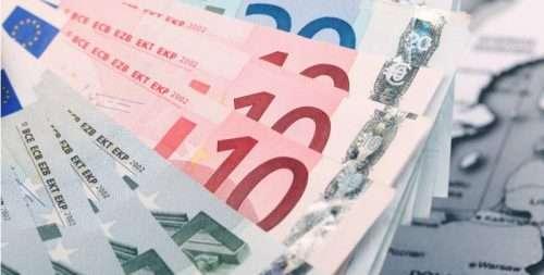 Banconote Euro Slovenia