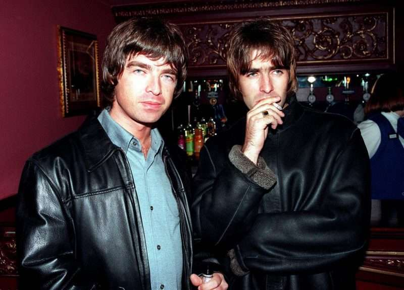 Liam e Noel Gallagher