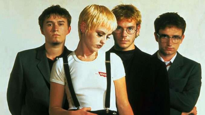 cranberries- band irlandese