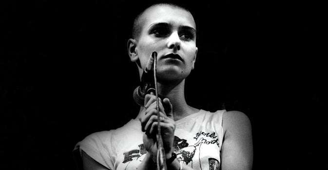 sinead - oconnor cantante irlandese