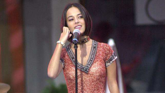 Alizee cantante francese