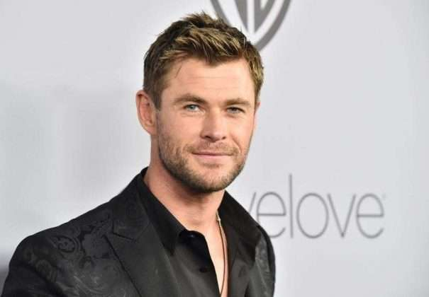 Chris Hemsworth - Attore Australiano Famoso