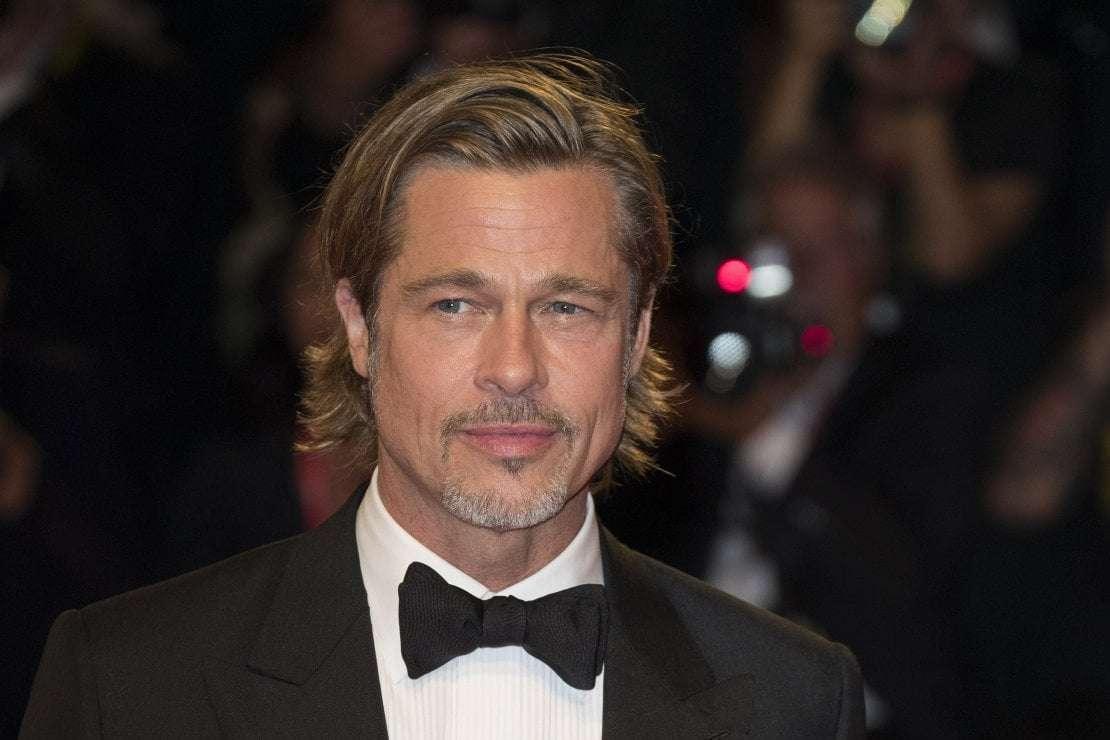 Brad Pitt - attore americano famoso