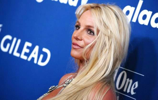 Britney Spears - Cantante Americana