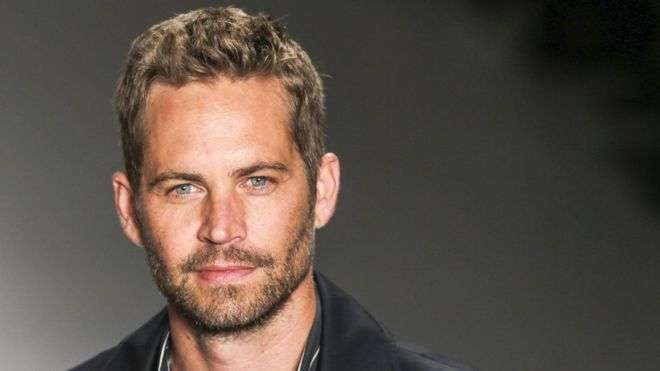 paul walker - attore california